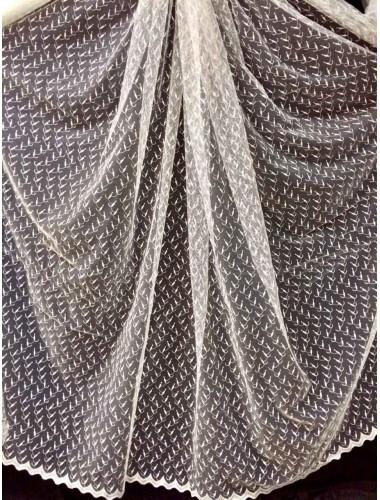 Тюль Тюль Боридо 8277 крем в интернет-магазине ashtori.com.ua | ☎ (067) 102-44-77