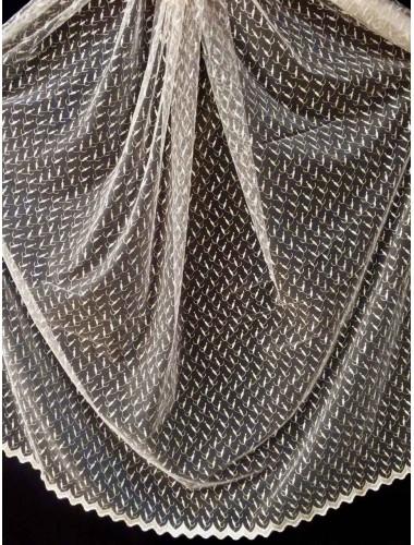 Тюль Тюль Боридо 8277 крем-золото в интернет-магазине ashtori.com.ua   ☎ (067) 102-44-77