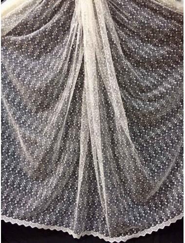 Тюль Тюль Боридо 8280 крем в интернет-магазине ashtori.com.ua | ☎ (067) 102-44-77