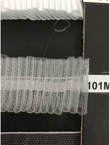 Тесьма 101 органза (узкая)