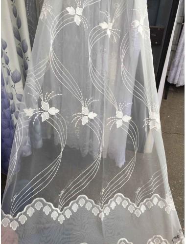 Тюль Тюль Фортез 24005 крем в интернет-магазине ashtori.com.ua | ☎ (067) 102-44-77