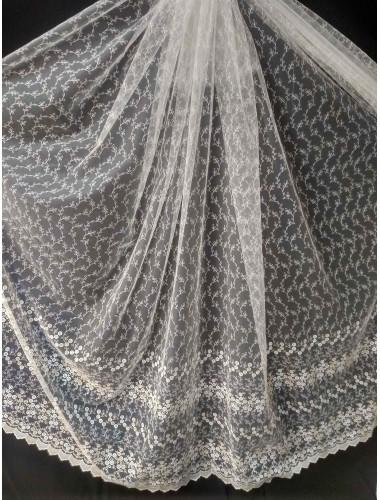 Тюль Тюль Papatia 8р7744 крем-золото в интернет-магазине ashtori.com.ua | ☎ (067) 102-44-77