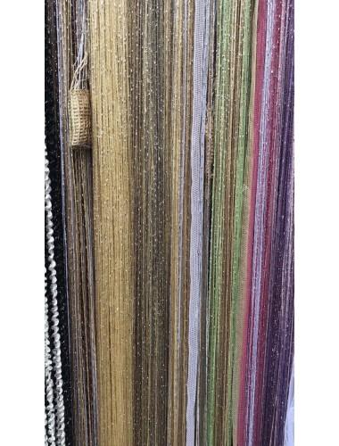 Шторы Шторы нити Кисея с люрексом в интернет-магазине ashtori.com.ua   ☎ (067) 102-44-77